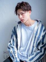 アーサス ヘアー デザイン つくば店(Ursus hair Design by HEAD LIGHT)*Ursus*N.hommeで作るウエーブミックスセンターパート
