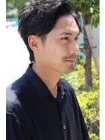 wealstar hair design 天王寺あべの ツーブロックスタイル
