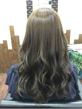 ヘアーガーデン ナチュラ(HAIR GARDEN NATURA)の写真/当店人気のWELLAカラーがおすすめ☆自分に似合う色や好きな色がきっと見つかる。 美しくしっかり染まる★