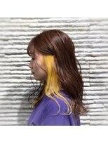 ビス ヘア アンド ビューティー 西新井店(Vis Hair&Beauty)前下がり/ショートボブ/フリンジウェーブ/小顔/西新井/艶髪