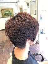 フェリーク ヘアサロン(Feerique hair salon)トップ軽めのショートボブ