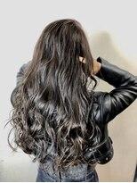 ソース ヘア アトリエ 京橋(Source hair atelier)【SOURCE】ダークアッシュブラック