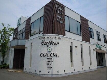 ココア ヘアー(COCOA HAIR)の写真