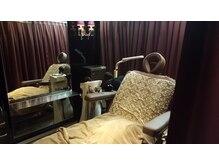 ビューティーサロン ブリス(beauty salon bliss)の雰囲気(個室完備!エステ専用。落ち着いて施術可能です)