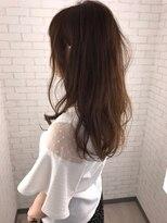 ヘアーガーデンロルド(hair garden Rold)プチグラデーションカラースイートアッシュベージュ
