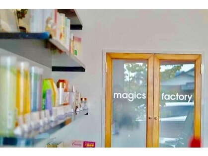 magics factory【マジックスファクトリー】