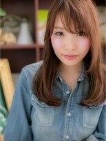 *+COVER HAIR+*…さらりと☆ヌケ感ロングc