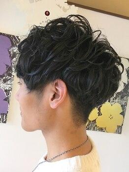 ユナイテッドピース オオテマチ(United Peace OTEMACHI)の写真/【大手町】peace得意の≪ドライカット技術≫。髪質や骨格を見極めデザインを創ります!