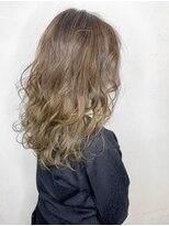 ソース ヘア アトリエ(Source hair atelier)【SOURCE】ウィンターブラウン