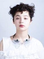 サラビューティーサイト 志免店(SARA Beauty Sight)クールでモードなクラシカルショート