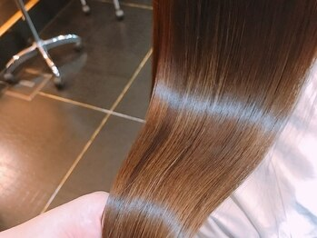 ヘアーデザイン サヴロ(HAIR DESIGN SAVRO)の写真/SAVROのトリートメントは新たに【髪質改善】を導入!ハリ・コシ・艶感UP◎季節ごとのヘアケアならSAVROへ