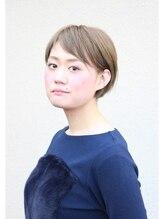 ヘアー ニーナ(hair nina)ハンサムショート