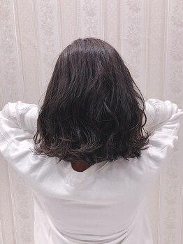 ジア ヘアグリージア(ZIA-hair Grigia-)の写真/【高品質×安心価格】オーナー厳選◇こだわりのオーガニックカラー剤を使用!低刺激でダメージレスが叶う♪