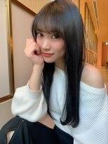 ビューティーコネクション ギンザ ヘアーサロン(Beauty Connection Ginza Hair salon)大人可愛い美髪ストレート
