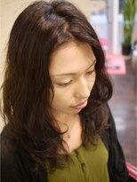 キーナ(Organic Hair KI-NA)ゆるふわウェーブ