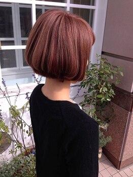 ソウ ヘアドレッシング(SOU Hair Dressing)の写真/オーナー一押し★【サイドバング】デザインで顔の印象を変化させる♪1人1人の顔型をカバーしてくれる☆