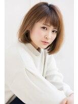 リル ヘアーデザイン(Rire hair design)【Rire-リル銀座-】ワンカールナチュラルボブ