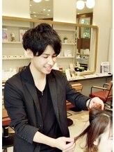 アトリエはるか 京急川崎店(HAIR DRESSER by アトリエはるか)望月 一生