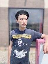 ヘアメイク アース 福井大和田店(HAIR & MAKE EARTH)吉岡 伸浩