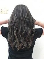 アドゥーヘアー(A do hair)highlight × gray