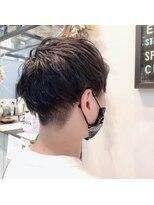ヘアードットツミキ(HAIR.TSUMIKI)メンズマッシュスタイル
