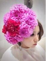 Fresh flower hair Set ♪♪