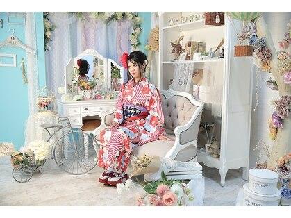 ヘアセットアンドメイク マカリィ 渋谷駅前店(Makalii)の写真