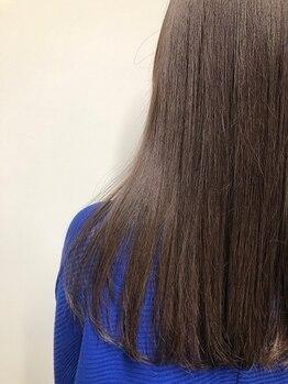"""ファイブ ヴィンテージ(5 Vintage)の写真/一人一人に合わせた配合で""""輝く髪""""を…髪質改善トリートメントでみんなから羨ましがられるサラ艶髪へ!"""