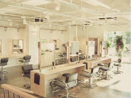 ヘアーズ 伊島町店(hairs)の写真