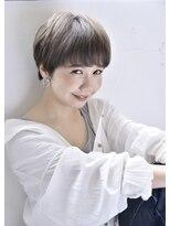 シンクヘアー(think hair by tori)☆横顔美人になれるショート☆