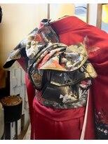 サロンド クラフト(salon de craft)【成人式】振袖お着付け&ヘアセット
