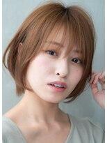 リル ヘアーデザイン(Rire hair design)【Rire-リル銀座-】大人フェミニンボブ☆