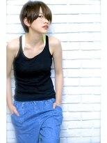 マニッシュ系の☆『cool』×『mannish』☆ #ナチュラル -『short』-画像