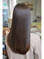 ヘアーデザイン キャンパス(hair design Campus)【貴女もうるツヤ髪に☆】水素カラートリートメント