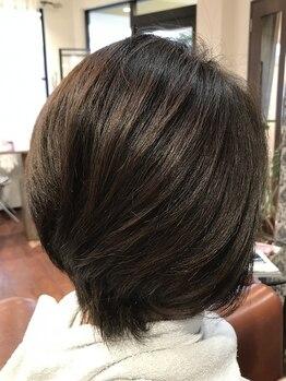 美髪 ヘアサロン(Hair salon)のお店ロゴ