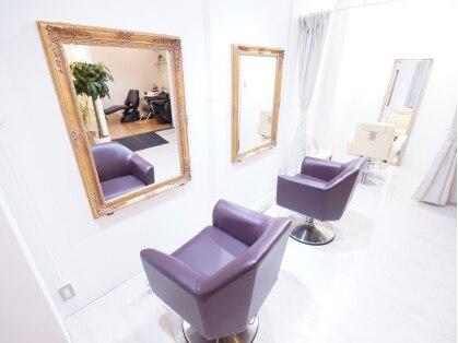 ヘアーサロン ミュゲ(Hair salon Muguet.C)の写真
