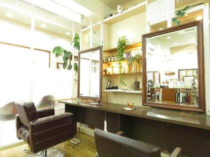 美容室ラバブルの写真
