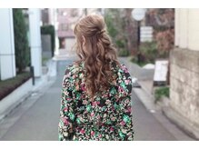 """キタハマ ポート(KITAHAMA PORT)の雰囲気(実力派Stylist―MAI,ERIKA―が創る貴女だけの""""愛されStyle""""。)"""