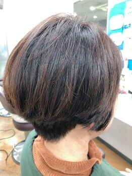 """美容室マミーの写真/【愛宕駅徒歩3分】""""いくつになってもキレイでいたい""""という方へ◎ダメージを抑えながら上品なツヤ髪に♪"""