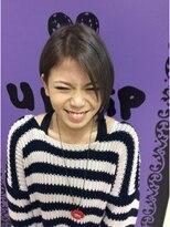 《unrip》K.S 小顔ショート