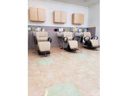 美容室フロンジュの写真