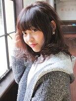 アファルター(AFFALTER)☆柔らかなカールを重ねたフェミニンスタイル☆