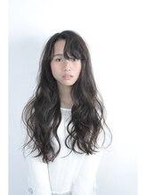 ヘアー アート ジュース 茶屋町店(Hair art Juice..)やわらかふんわりウェーブ