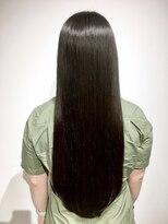 ヘアサロン レア(hair salon lea)【LEA赤羽☆山本】黒髪ロング TOKIOストレート