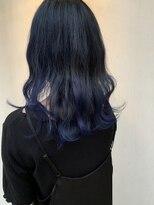 ヘアー アイス カンナ(HAIR ICI Canna)デザインカラー×グラデーションカラー
