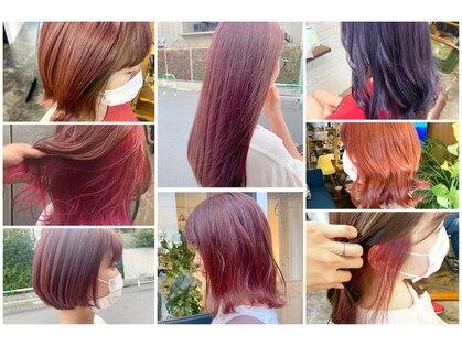 ヘアー リビング リコ(hair living Liko)の写真