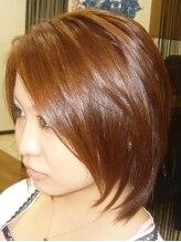 エムスリーディーサロン アクトヘアー(M3D Act Hair)Natural Bobstyle