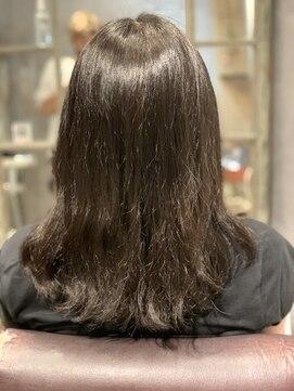 ヘアリゾート エーアイ 亀戸店(hair resort Ai)ナチュラルパーマ