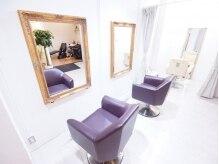 ヘアーサロン ミュゲ(Hair salon Muguet.C)の雰囲気(居心地の良いRelaxできる空間♪)