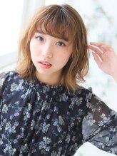 カイノ 深井本店(KAINO)【KAINO】抜け感レイヤーモテ髪デジタルパーマ×デザインカラー